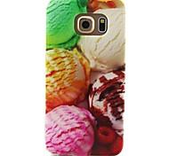 Voor Samsung Galaxy hoesje Patroon hoesje Achterkantje hoesje Cartoon TPU SamsungS6 edge / S6 / S5 Mini / S5 / S4 Mini / S4 / S3 Mini /