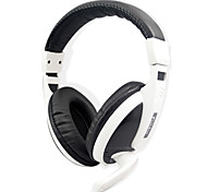 High Quality Computer Gaming Headset 3.5mm Audio Wired Music Headphones with Mic for Gamer
