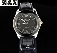Women's Fashion  Simplicity Water-Proof Quartz Analog  Leather Wrist Watch