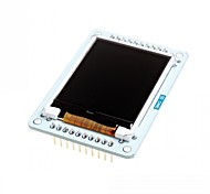 "1.8"" TFT LCD Expansion Board w/ Micro SD for Arduino Esplora"
