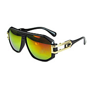 Fashion Men Square Sunglasses