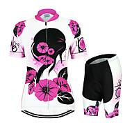 Tenus ( Voir l'image ) de Cyclisme/Ski de fond - Respirable/Séchage rapide/Design Anatomique/Zipper YKK/mèche/Pocket Retour  à Manches