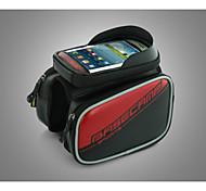 Basecamp® Bolsa de Bicicleta 1.8LLBolsa para Quadro de BicicletaÁ Prova-de-Água / Á Prova-de-Chuva / Lista Reflectora / Prova-de-Pó / Á