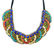 New Fashion Bohemian Style Colorful Beads Necklace