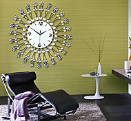 Fashionable Creative Modern Luxurious Sitting Room Wall Clock