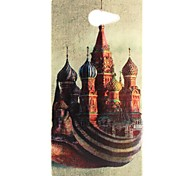 Castle Pattern TPU Material  Phone Case for Sony Xperia M2