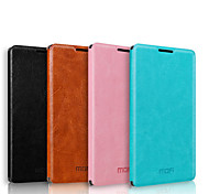 MOFI® Luxury Genuine Leather Flip Wallet Case for Microsoft Lumia 435/535/540/730 (Assorted Colors)