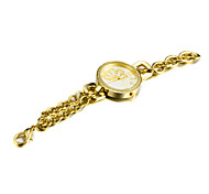 Women Elegant Rhinestone Watches Quartz Analog Bracelet Wrist Watches 2015 Hot Brand 4 Colours Dress Watch High Quality
