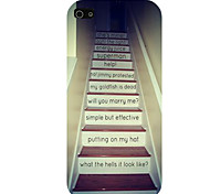 Ladder Pattern Phone Back Case Cover for iPhone5C