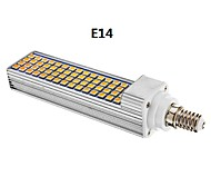 E14 / E26/E27 / G24 15 W 60 SMD 5050 1080 LM Warm White / Cool White T Dimmable Corn Bulbs AC 85-265 V