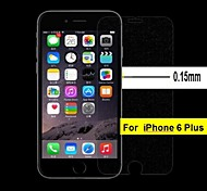 0.15mm  Ultra-thin Shatterproof & Anti-scratch  Tempered Glass Screen Protector for iPhone 6 Plus