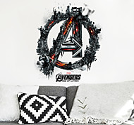 Cool Age of Ultron PVC Wall Sticker Wall Decals