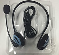 cosonic ch-911 para fundos de fones de ouvido p / microfone para pc / laptop - preto + azul (plugue de 3,5 mm / 2m -Cabo)