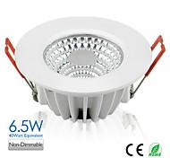 3inch 6.5W pannocchia LED da incasso Downlight 40watt equivalente AC100-240V europa vendita calda risparmio energetico