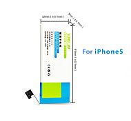 DE JI 1430mAh Replacement Battery for IPhone 5