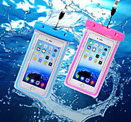 Luminous Touchscreen Transparent Waterproof for Samsung Galaxy Note 4 / Note 3 / Note 2 (Assorted Colors)