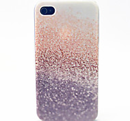 Stars Pattern TPU Material Phone Case for iPhone 4/4S