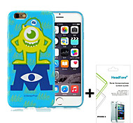 """Disney Mick Cover Case for Iphone6 4.7"""" Free with Headfore Screen Protector for Iphone6 4.7"""""""