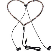 Stereo Headphone Necklace for Smartphone