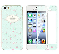 Explosion Proof Tempered Glass High Definition Classic Sticker for iPhone 4/4S