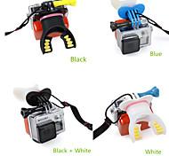 nueva boca llegada kit de montaje de deportes acuáticos conexión para GoPro héroe 3+ 4 3 2 / Xiaomi yi-