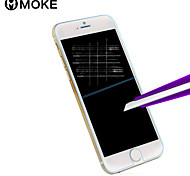 MOKE  Anti-Fingerprint with Cleaning Cloth Tempered Glass Screen Protector for iPhone 6 plus