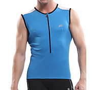 Men's Summer Sweat Free Breathable Sleeveless Cycling Vest