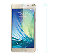 JUWR High Transparency LCD Crystal Clear Screen Protector with Cleaning Cloth for Samsung galaxy A5