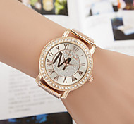 Men's Watches Swiss Quartz Watch Fashion Diamond Abrasive Alloy Steel Watch Cool Watch Unique Watch