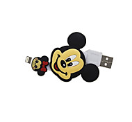 Disney Mickey Foldable Charging Cable For Iphone 5G/5S/5C/6/6PLUS Ipad Air 2 Ipad Mini