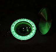 Fashion Copper/Metal Convenient Outdoor/Camping Luminous Compasses