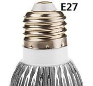 e27 / gu10 3w 1xcob 270-300LM warmes / kühles weißes Licht LED Spot Lampe (85-265V)