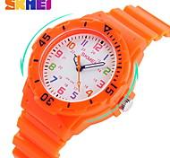 SKMEI® Kids' Casual Wristwatch Japanese Quartz Candy Color