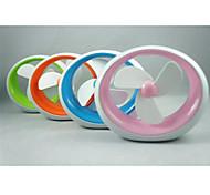 Novelty USB Mini Fan Dot shape Air Cooler (Assorted Color)