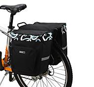 Fahrrad Kofferraum Tasche/Fahrradtasche (Schwarz , Nylon) Staubdicht Radsport