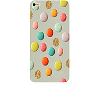 Pieces Pattern Phone Back Case Cover for iPhone5C