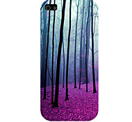 The Woods Pattern Phone Back Case Cover for iPhone5C