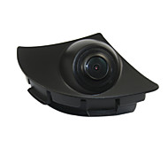 Glass Lens 170° HD CCD Car Front View Camera In the Toyota Logo for RAV4 6V/12V/24V Wide Input Waterproof