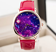 Unisex Watches European Style Vintage Star Interstellar Waterproof Case Men And Women Watch