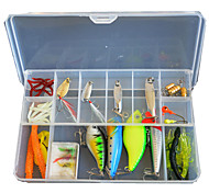Set of 49pcs  Fishing Bait  Lure Set