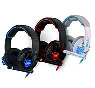 stereo occhiali universali che indossa le cuffie cablate per iphone / samsung&altri smartphone / cf accessori gaming lol