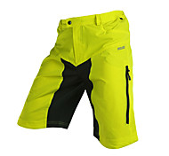 ARSUXEO Bike/Cycling Baggy shorts / Shorts / Bottoms Men'sBreathable / Quick Dry / Anatomic Design / Wearable / Antistatic / Lightweight