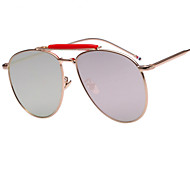 Sunglasses Men / Women / Unisex's Elegant / Modern / Fashion / Aviator Flyer Gold Sunglasses Full-Rim