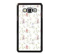 Owls Design Aluminum High Quality Case for Samsung Galaxy A3/A5/A7/A8