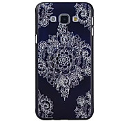 Sunflower Pattern PC Hard Case For Galaxy A8