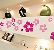 Multifunction Flowers Shape PVC Decorative Stickers(23PCS/Set)
