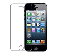 0.3mm Tempered Glass Screen Protector with Microfiber Cloth for iPhone 5C