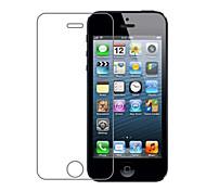 0,3 milímetros protetor de tela de vidro temperado com pano de microfibra para iphone 5c