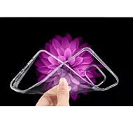 TPU Ultra Transparent Soft Case for Samsung Galaxy Note3 Note4 Note5(Assoretd Color)