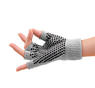 Non-Slip Backless Five Fingers Yoga Gloves